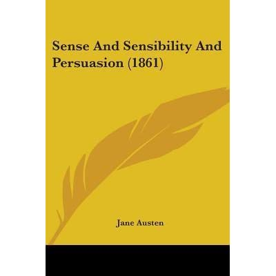 sense and sensibility book review Sense and sensibility is a lot like a fast & furious movie, except there are no supercar races, gun fights, fist fights, robbery, and scantily clad girls come to think of it sense and sensibility is nothing like a fast & furious movie.