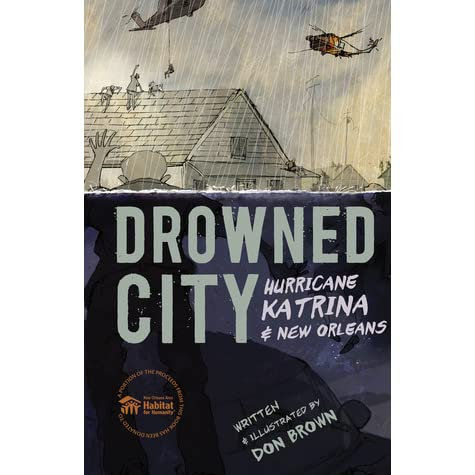 Image result for drowned city don brown