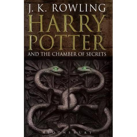 chamber of secrets book review Chamber of secrets (uk original cover) harry potter and the chamber  all  reviews/discussions on this re-readalong will contain inevitable.