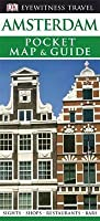Amsterdam Pocket Map And Guide (Eyewitness Travel   Pocket Maps & Guides)