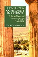 Conflict & Community in Corinth