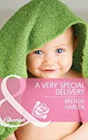A Very Special Delivery (Mills & Boon Cherish) (Those Engaging Garretts! - Book 3)