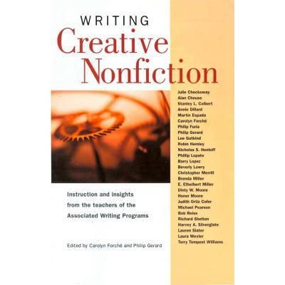 Best books on writing creative nonfiction