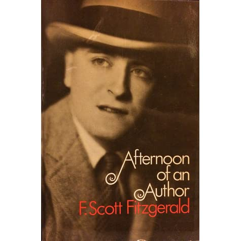 an interview with f scott fitzgerald essay