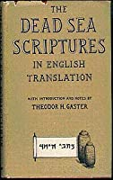The Dead Sea Scriptures in English Translation