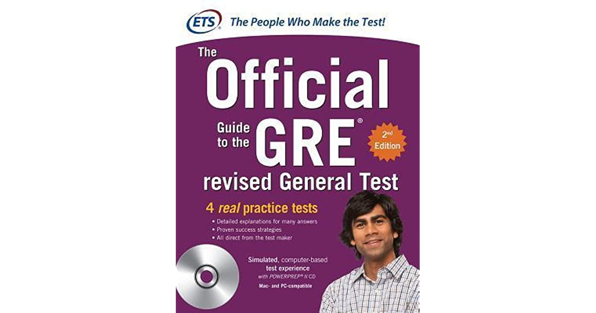 Review of the GRE Big Book by ETS