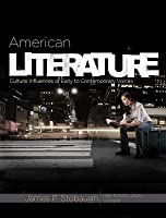 American Literature-Student: Cultural Influences of Early to Contemporary Voices