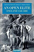 An Open Elite?: England 1540-1880