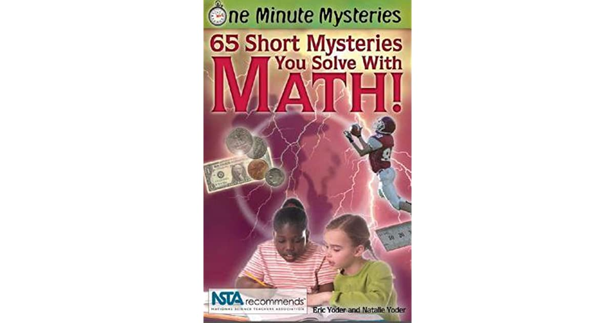 loganberry books solved mysteries s one minute mysteries ...