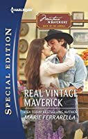 Real Vintage Maverick (Montana Mavericks: Back in the Saddle, #3)