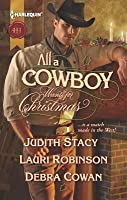 All a Cowboy Wants for Christmas Waiting for Christmas\His Christmas Wish\Once Upon a Frontier Christmas