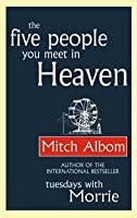 5 people you meet in heaven discussion questions