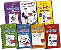 Diary Of A Wimpy Kid Collection #1-5, DIY & Movie Diary