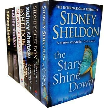 a book review on sidney sheldon's A book review of tilly bagshawe's sidney sheldon's angel of the dark.