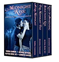 Midnight Kiss: A Collection of Four New Adult Paranormal Romances
