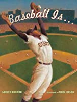 Baseball Is . . .: with audio recording