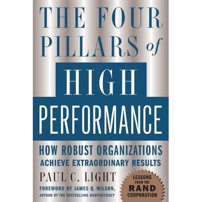 The Four Pillars of High Performance: How Robust ...
