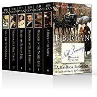 The Nell Sweeney Historical Mysteries (Nell Sweeney Mysteries, #1-6)