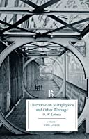 discourse metaphysics other essays hackett Download and read discourse on metaphysics and other essays hackett classics discourse on metaphysics and other essays hackett classics follow up what we will offer.