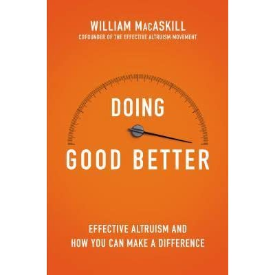 doing good better william macaskill pdf