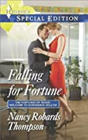 Falling for Fortune (The Fortunes of Texas: Welcome to Horseback H, #5)
