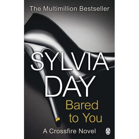 sylvia day crossfire book 1 pdf