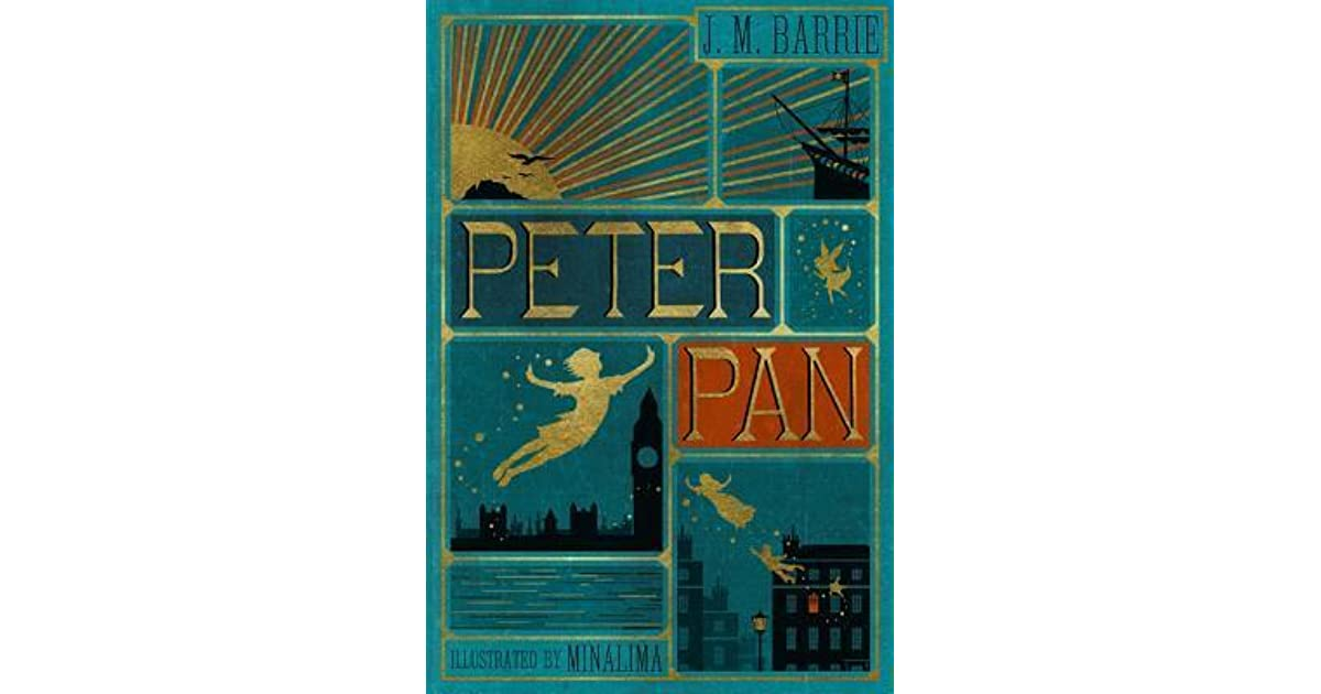 Book report of peter pan by j m barrie