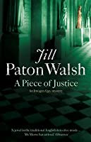 A Piece of Justice (Imogen Quy, #2)