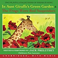 In Aunt Giraffe's Green Garden CD: In Aunt Giraffe's Green Garden CD