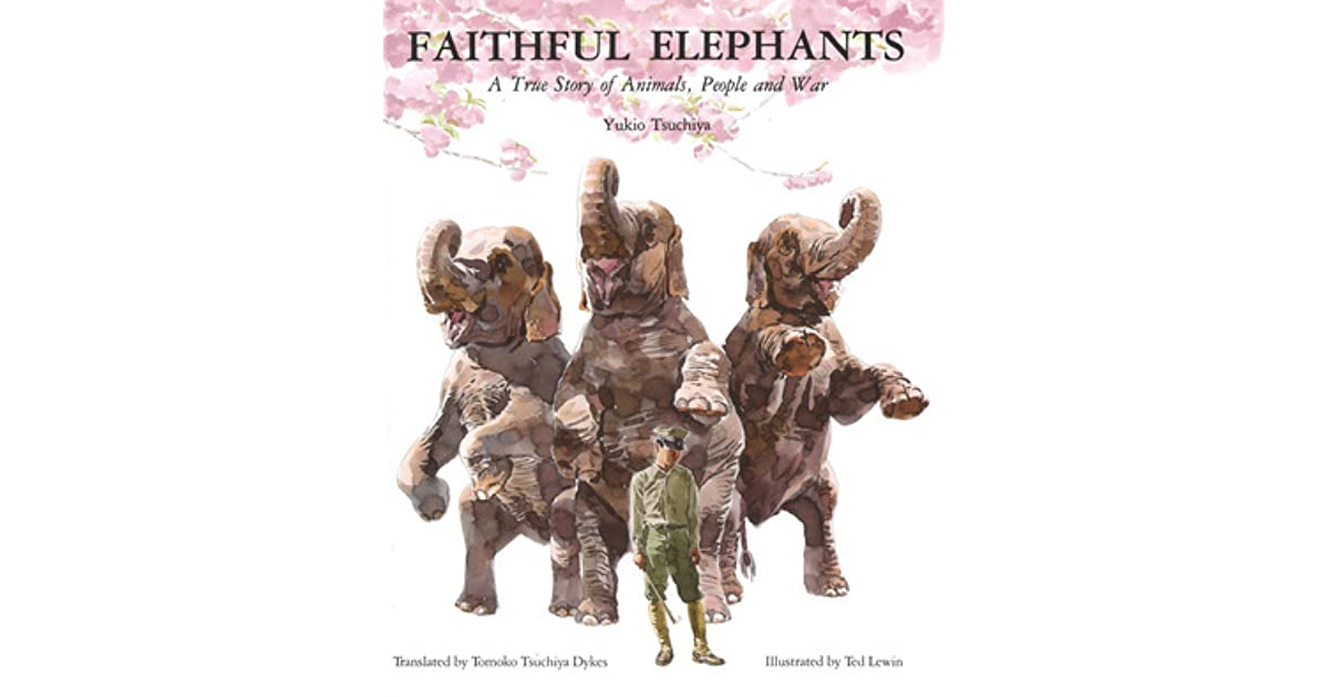 essay about faithful elephants