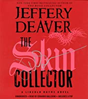 The Skin Collector by Jeffery Deaver (2014, Hardcover) Signed