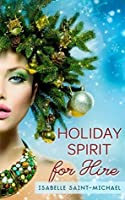 Holiday Spirit for Hire (Otherworld Realms Book 2)