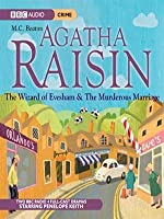The Wizard of Evesham & The Murderous Marriage (Agatha Raisin)