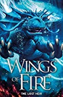 Wings of fire first book