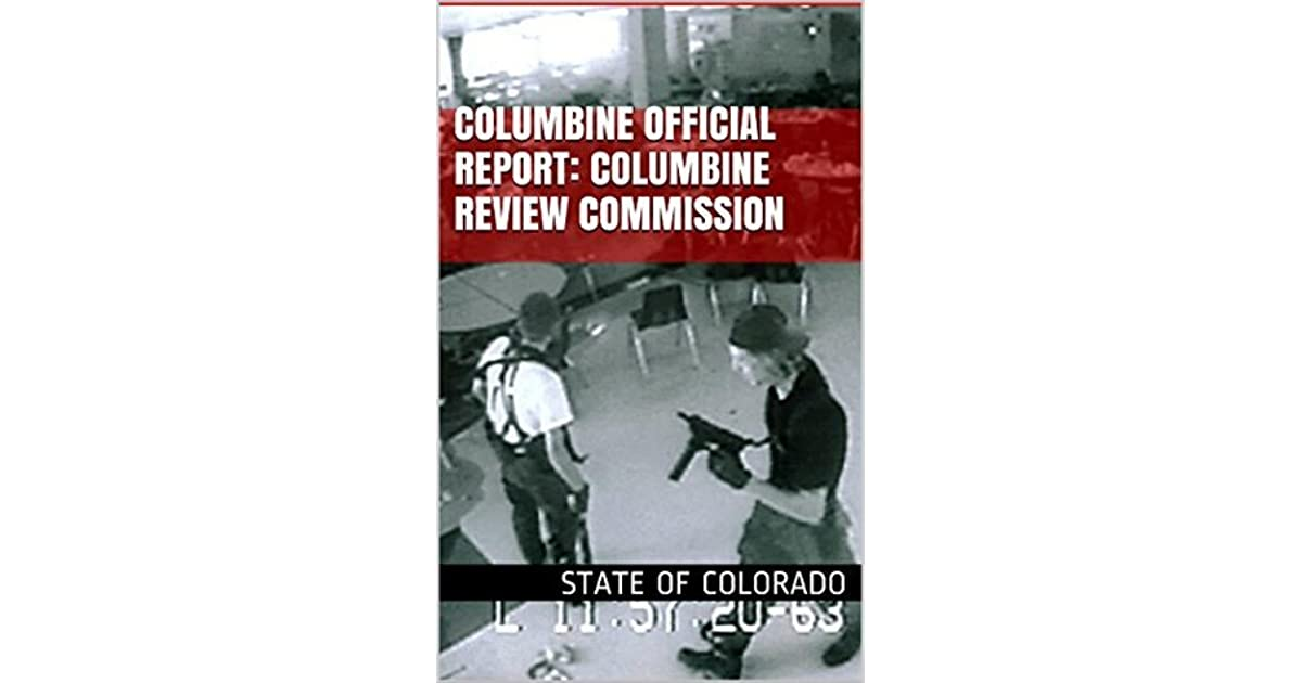 columbine book report Find out more about the history of columbine shooting, including videos, interesting articles, pictures author of the 2009 book columbine.