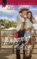 Engaging Brooke (Mills & Boon Kimani) (The Browards of Montana - Book 2)