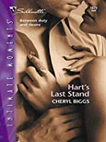 Hart's Last Stand (Silhouette Intimate Moments)