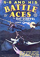 G-8 and His Battle Aces #1: The Bat Staffel