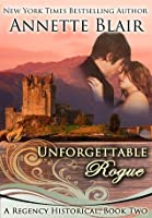 Unforgettable Rogue (The Rogues Club #2)
