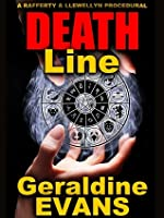 DEATH LINE #3 in the critically acclaimed Rafferty and Llewellyn mystery series