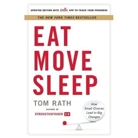 Where should I start in terms of changing my sleeping and eating/exercise habits?