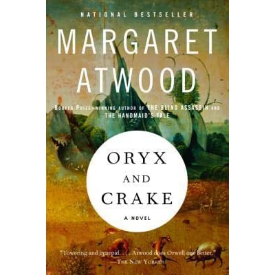 oryx crake discussion questions essay Discussion questions oryx and crake by margaret atwood 1 oryx and crake includes many details that seem futuristic, but are in fact already apparent in our world what parallels were you able to draw between the items in the world of the novel and those in your own 2.