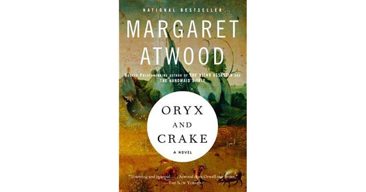 an analysis of the passages in oryx and crake a novel by margaret atwood Oryx and crake (book) : atwood, margaret : random house, incfrom the #1 new york times bestselling author of the handmaid's taleoryx and crake is at once an unforgettable love story and a compelling vision of the future.