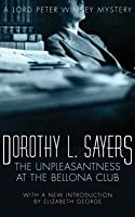 The Unpleasantness at the Bellona Club (Lord Peter Wimsey Mysteries, #4)