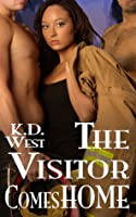 The Visitor Comes Home: A Friendly MMF Ménage Tale (Friendly Ménage)