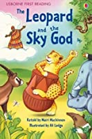 The Leopard and the Sky God: Usborne First Reading