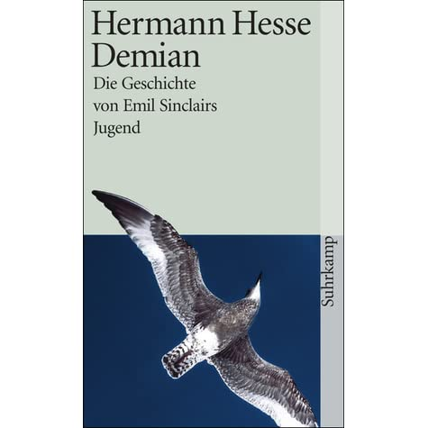 review of demian by hesse Demian the novel demian by hermann hesse explores the idea of duality and its development in the protagonist from childhood to adulthood sinclair experiences many events that cause him to reflect on his conscience and his view of the world.