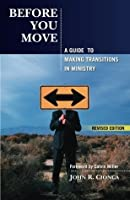 Before You Move