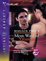 Most Wanted Woman (Silhouette Intimate Moments)