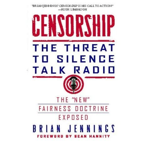 censorship in radio essay Censorship and free speech  it's typically bad essay form to start a section with a dictionary definition,  censorship is the act of changing a message,.